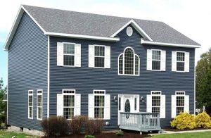 Сглобяеми къщи в американски стил