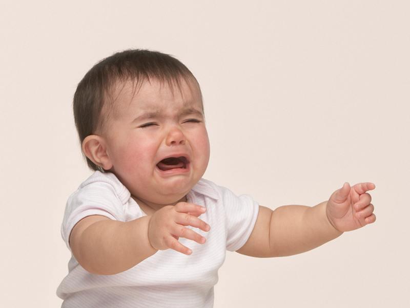 Нашето бебе плаче непрекъснато