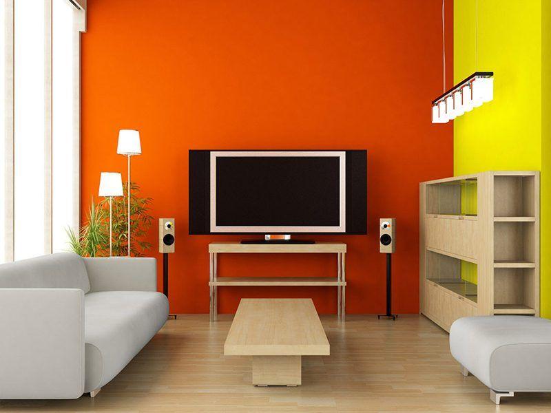 Преобразуване на дома чрез подбрани цветове