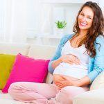 Косата при бременните жени