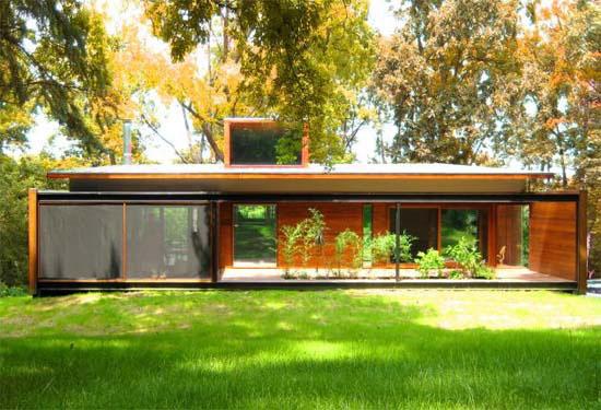 Еко къщите могат да се наречат нискоенергийни къщи