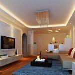 Окачени тавани от гипсокартон - предимства