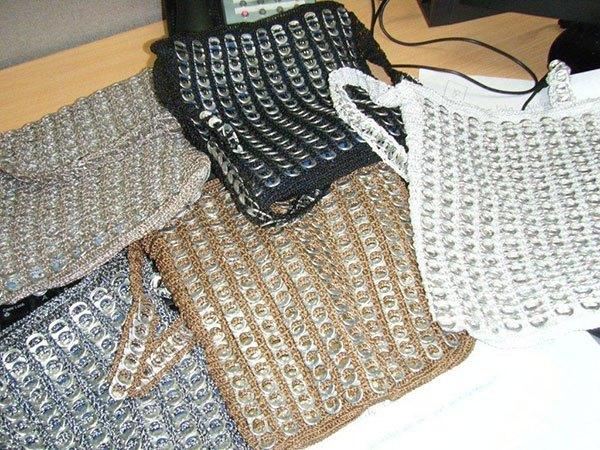 Плетени дрехи и модни аксесоари в зимните модни тенденции