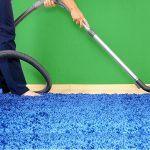 Почистване на килим