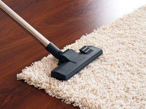 Почистване на килими