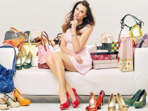Обувките на бизнес дамите и обикновените жени