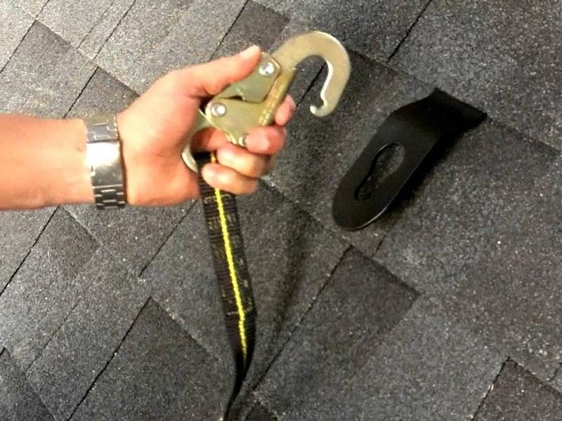Безопасност при ремонт на покрива