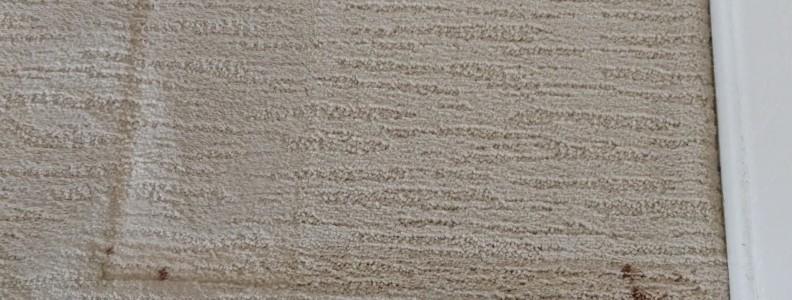 Как да почистим ръжда от килим