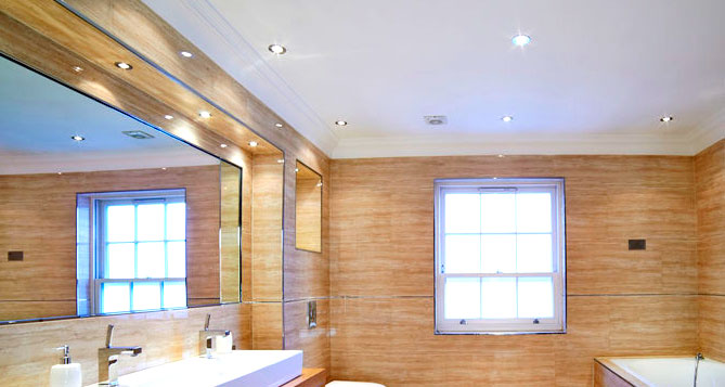 Луксозни мебели и огледала за баня