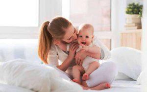 почистване за новородено