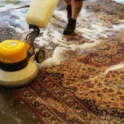 Фабрика за изпиране на килими